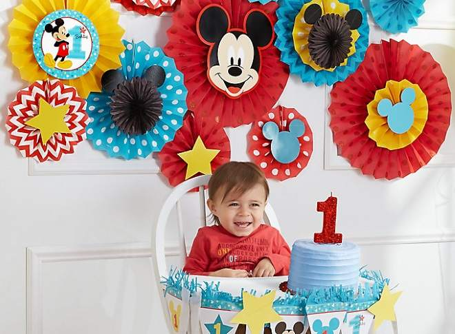 Kids First Birthday Party
