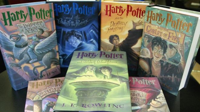 Harry Potter Books for Preschoolers
