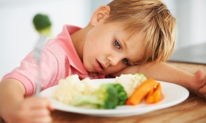 Picky Eaters Kids Eating Pressured