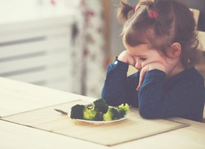 Picky Eaters Kids Hate Bitter Foods