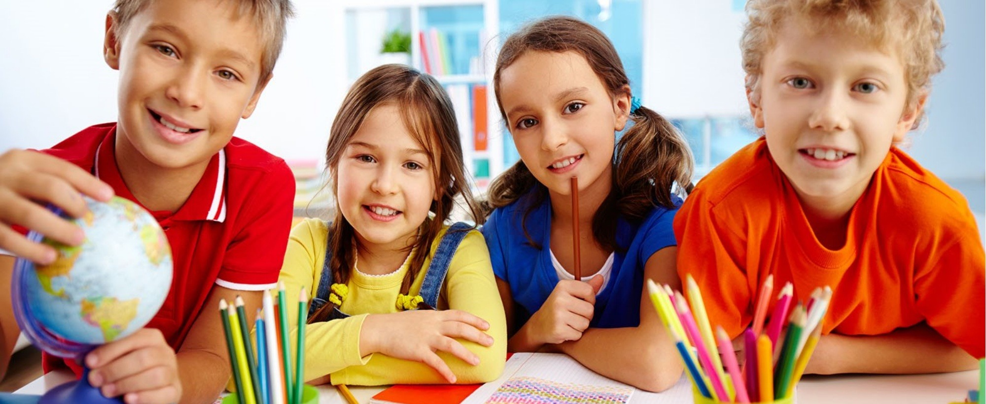 Kids Learning Education Page