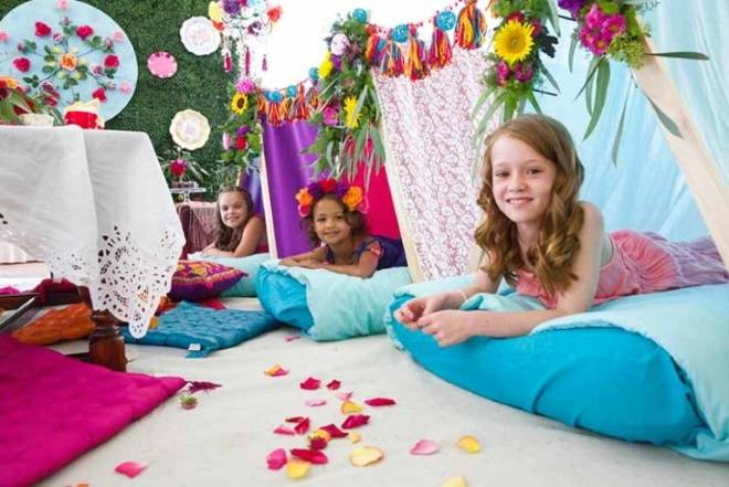 Know Details Before Sending Kids to Sleepover Party