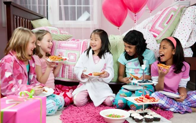 Sleepover Party Enhance Social Skill Get Rid of Loneness